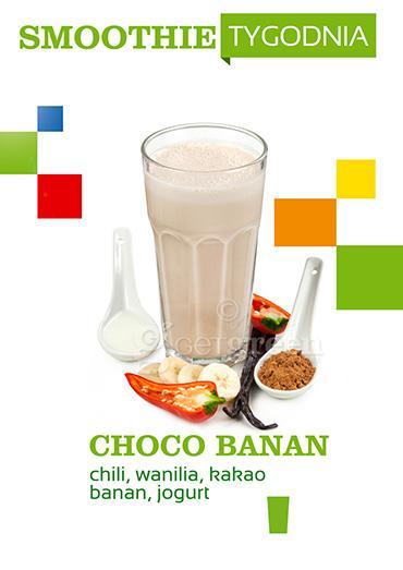 Choco banan