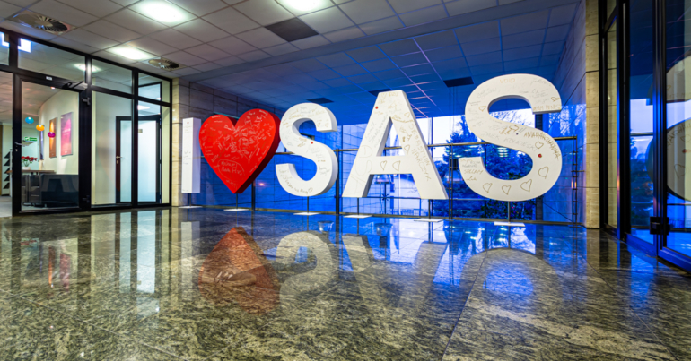 SAS Institute 2020 – styczeń